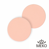 《MEKO》圓形海棉2P(C-058)