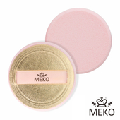《MEKO》MEKO氣墊兩用海綿((圓金))