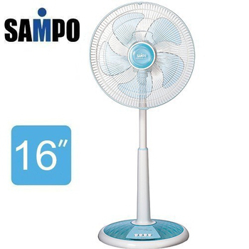 《SAMPO聲寶》16吋星鑽風桌立扇SK-FM16