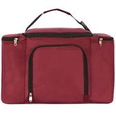 《DENUONISS》多功能加厚保溫袋 45*22*28cm(紅)