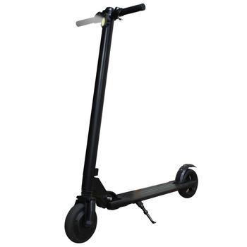 《IS愛思》AUTO-3S 6.7吋防爆胎豪華款電動滑板車(黑色)