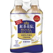 《紅茶花伝》皇家奶茶(470mlx4)