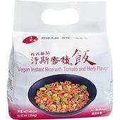 《淨斯》香積飯4入裝(義式蕃茄-284g/包)