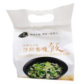 《淨斯》香積飯4入裝芥蘭糙米-224g/包 $139