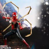 《野獸國》MMS482 復仇者聯盟3:無限之戰 鋼鐵蜘蛛人MMS482 $7200