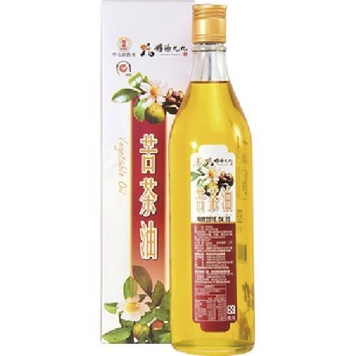 《草屯鎮農會》苦茶油(600ml)