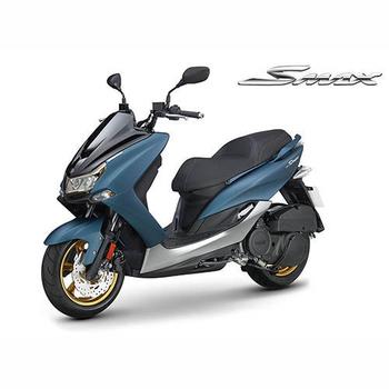 《YAMAHA山葉》SMAX155  日行燈ABS版 2019年新車(藍灰)