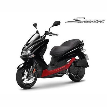《YAMAHA山葉》SMAX155  精裝 雙碟版 2019年新車(黑紅)