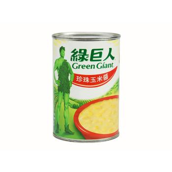 綠巨人 珍珠玉米醬 418g(X1罐)