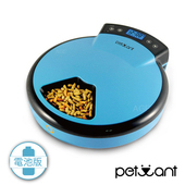 《PETWANT》五餐自動寵物餵食器 PW-D5-TW(電池版)
