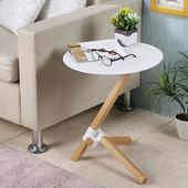 《C&B》簡愛設計風茶几邊桌(純淨白)
