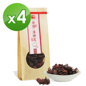 《十翼饌》上等台灣洛神花(65gx4包)