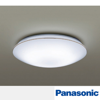《Panasonic 國際牌》LED (第四代) 調光調色遙控燈 LGC31116A09 白色燈罩+金色線框 32.5W 110V