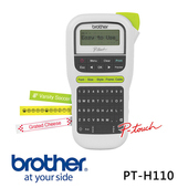 《brother》brother PT-H110 輕巧手持式標籤機(PT-H110)
