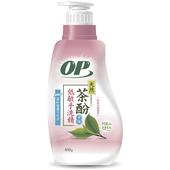 《OP》茶酚低敏手洗精 850g(貼身衣物推薦使用)