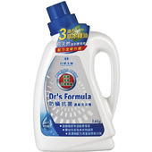 《Dr's Formula 台塑生醫》防蹣抗菌洗衣精(1.6kg)