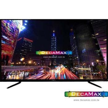 《DECAMAX》65吋 UHD 4K液晶顯示器 + 數位視訊盒(DM-6567UHD)(DM-6567UHD)