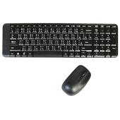 《羅技》MK220 無線鍵鼠組