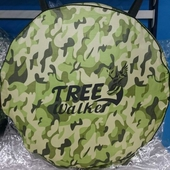 《Treewalker》星空四人彈開帳-顏色隨機(200x200x135cm)
