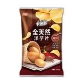 《卡迪那》全天然洋芋片麻辣口味-105g