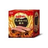 《卡迪那》95℃薯條-90G(炙燒和牛風味)
