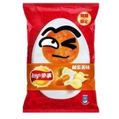 《樂事》鹹蛋黃味81g/包