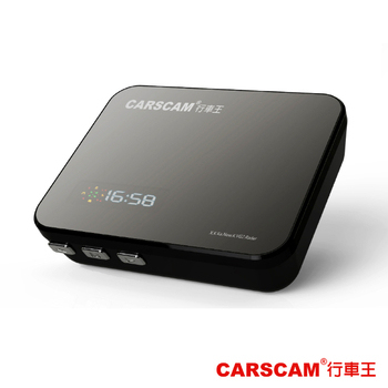 《CARSCAM行車王》GP-02 連接式 三合一GPS/全頻測速器