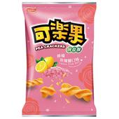 《聯華》可樂果 240G/包(檸檬玫瑰鹽口味)