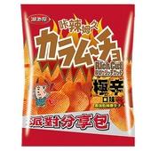 《卡辣姆久》厚切洋芋片(極辛口味-138g/包)