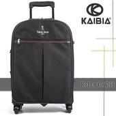 《KAIBIA》KAIBIA - 20吋Roberto系列行李箱 - KD-R20A(黑色)