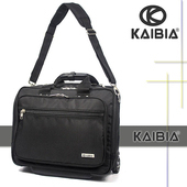 《KAIBIA》KAIBIA - 15吋商務行李箱 - KD-5340(黑色)