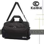 《KAIBIA》KAIBIA - 多功能拉桿行李袋旅行袋 - KD-5228A(黑色)