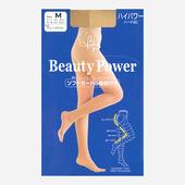 《Beauty Power》瑞薇爾  輕透美型 專業醫用級 壓力絲襪 - 輕壓 40丹12pha  ( 三色可選 )(淺膚-M)