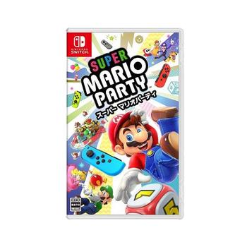 《任天堂》Switch《超級瑪利歐派對》亞版中文版