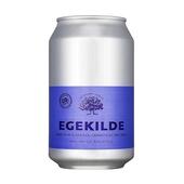 《丹麥伊克萊Egekilde》水果香氛氣泡礦泉水-330ml/罐(藍莓石榴果果香 即期2019.06.21)