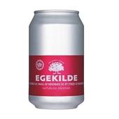 《丹麥伊克萊Egekilde》水果香氛氣泡礦泉水-330ml/罐(覆盆子果香 即期2019.06.17)