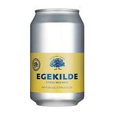 《丹麥伊克萊Egekilde》水果香氛氣泡礦泉水-330ml/罐(檸檬果香 即期2019.05.04)