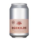 《丹麥伊克萊Egekilde》水果香氛氣泡礦泉水-330ml/罐(蔓越莓果香 即期2019.05.19)