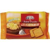 《健康日誌》脆餅-192G/包(法式蒜味)