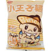 《味王》小王子麵-原味(減鹽)(300g/袋)