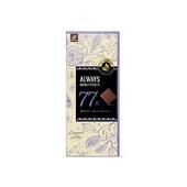 《歐維氏》77%醇黑巧克力77g