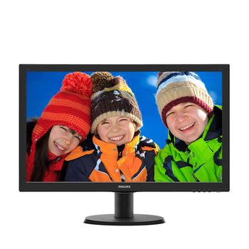 《PHILIPS》24型 243V5QHSBA MVA寬螢幕(243V5QHSBA)