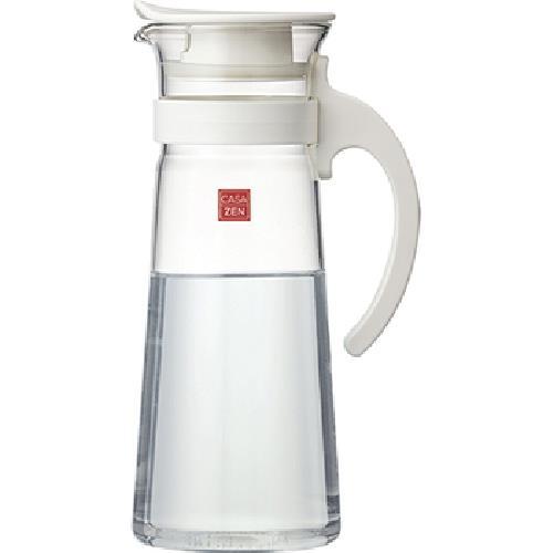 《樂扣》CASA ZEN耐熱玻璃水壺/1000ml(1A01-LLG603W)