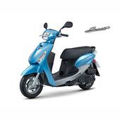 《YAMAHA山葉》JOG sweet 115 亮麗美色 日行燈版- 2019年新車(藍)