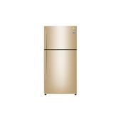 《LG》直驅變頻上下門冰箱  光燦金/ GN-BL497GV