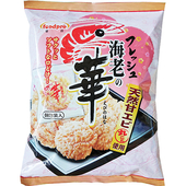 《foodpro》海老之華 蝦味米果(70g/包)