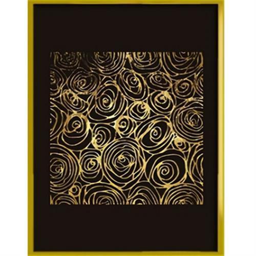 《晶瓷畫》輪廓 29HTJC(51)-B(50X50X3.5cm)