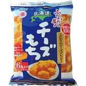《越後》鬆軟名菓(起士餅-66g/包)