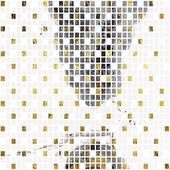 《晶瓷畫》方塊幾何30HTJC00052(50X50X3.5cm)