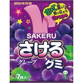 《味覺糖》撕吧!軟糖(葡萄味-32.9g)